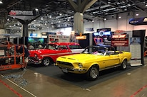 2016 Sema Show Sunday Load In Day 012