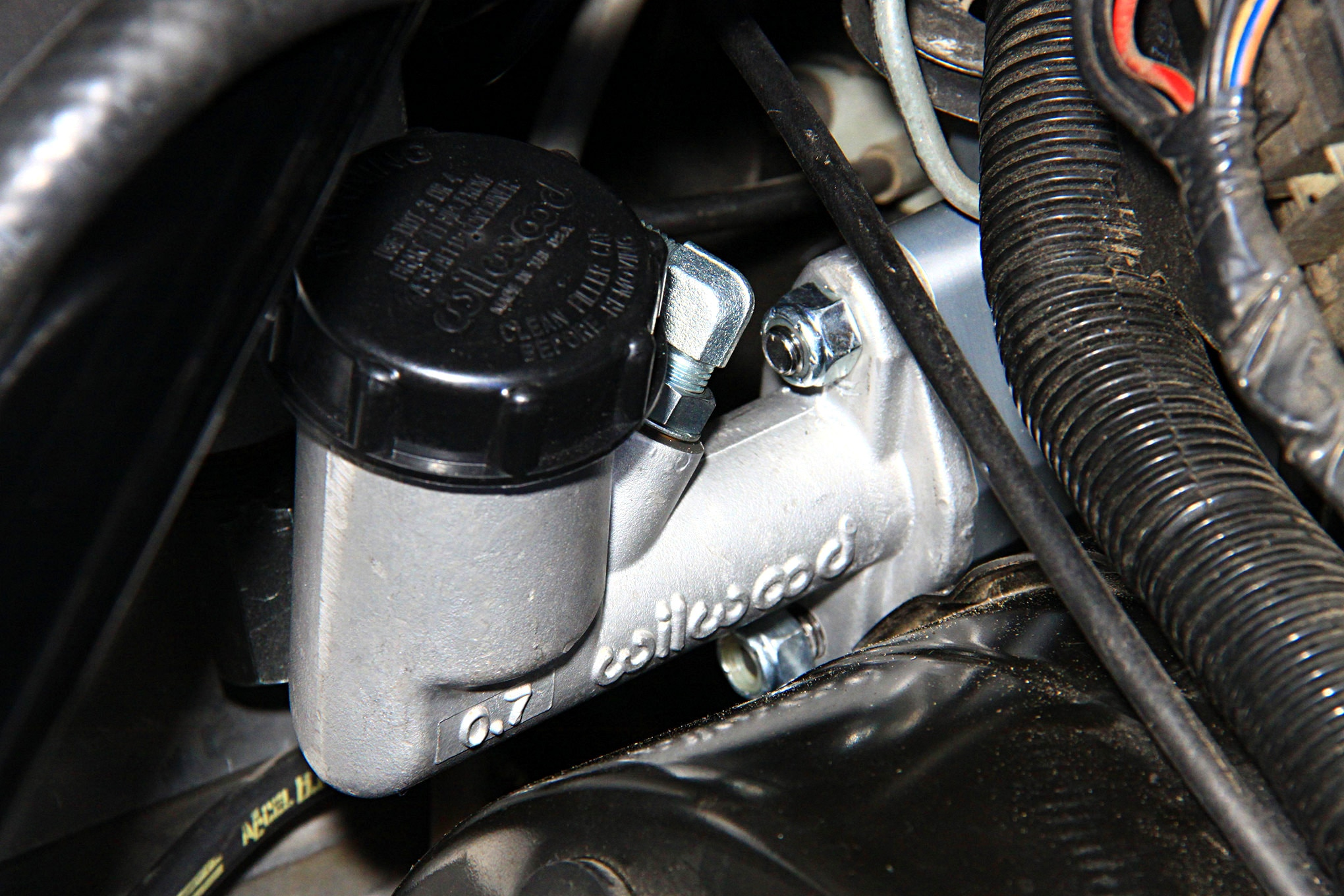 Modern Driveline Fox Body Hydraulic Clutch Conversion 33