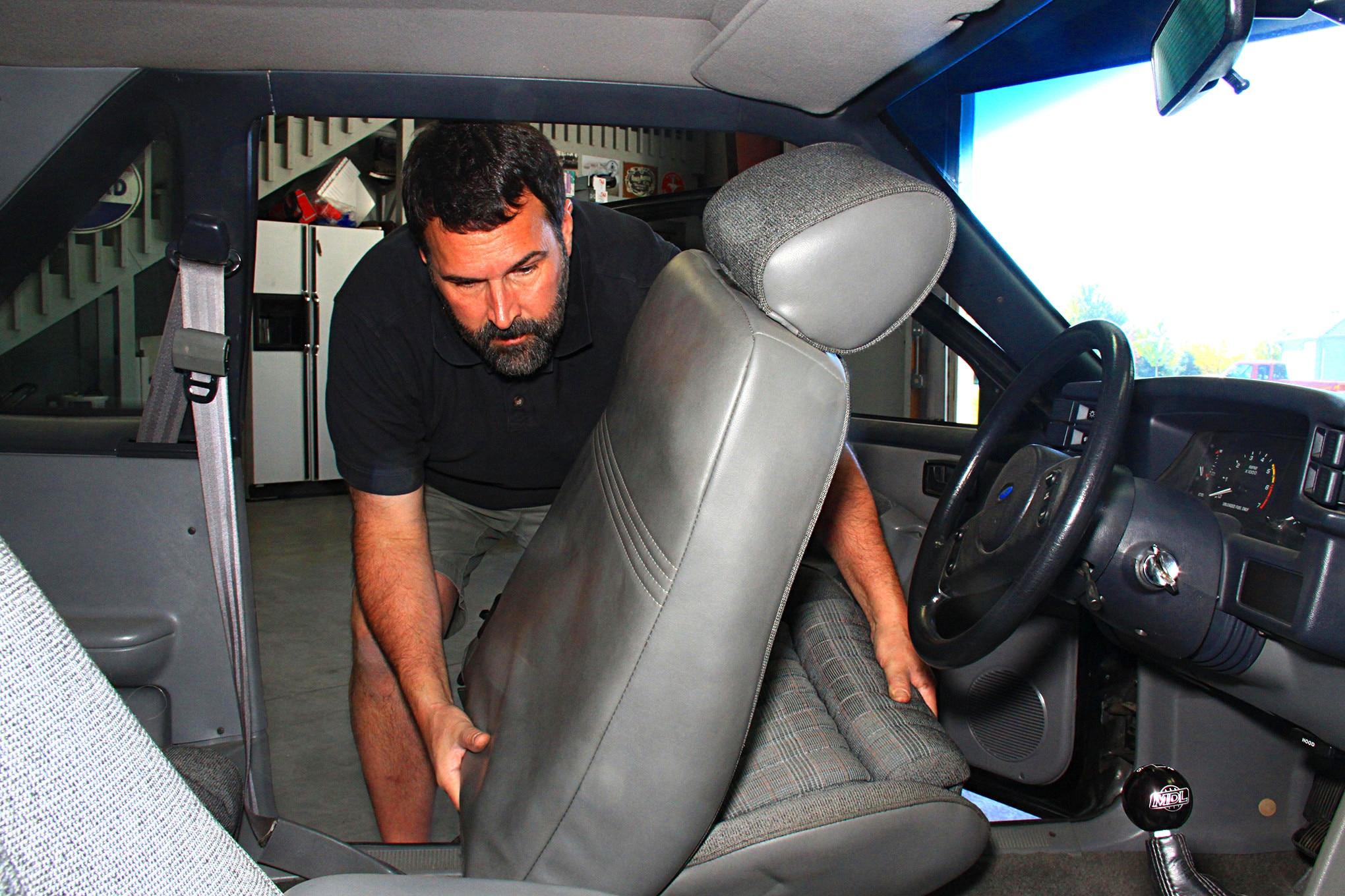 Modern Driveline Fox Body Hydraulic Clutch Conversion 03