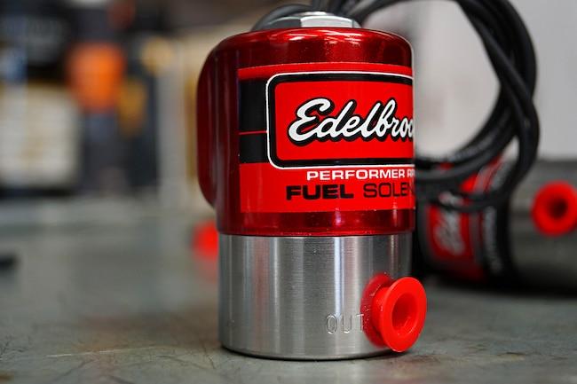 Edelbrock Progressive Nitrous Oxide System 1993 Ford Mustang Install 01
