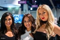 Sema 2016 Girls Booth Spokesperson 076