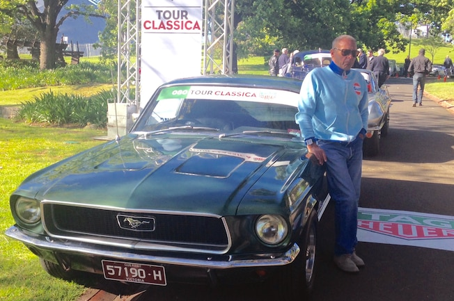 Australian Mustangs Muscle Cars 1