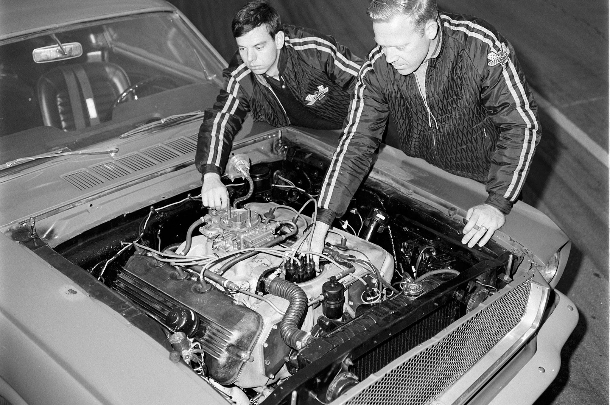 1964 Mustang Cammer 427 Sohc