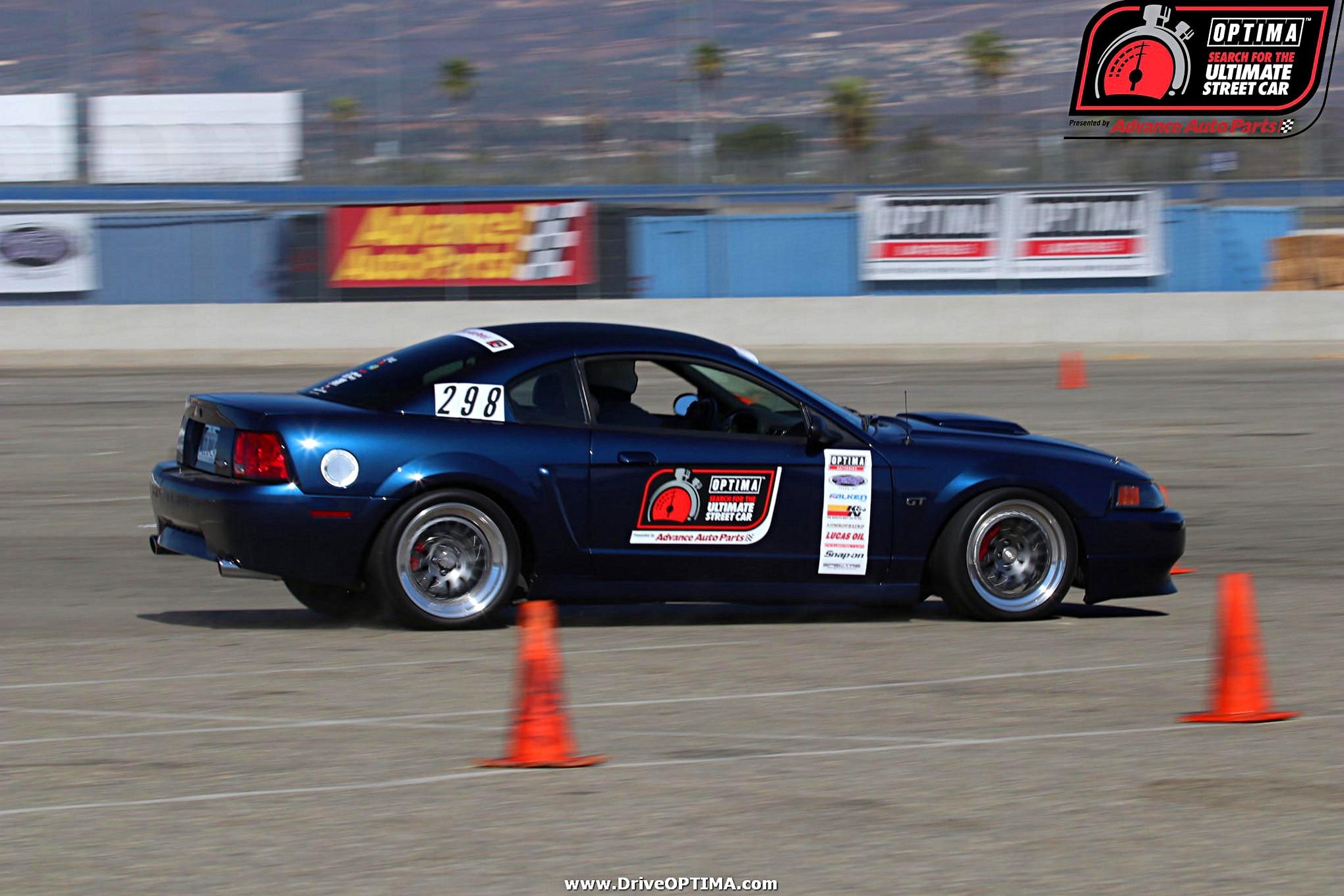 MMFF Nasario Birrueta 2001 Ford Mustang Saturday DriveOPTIMA Fontana 2016 43