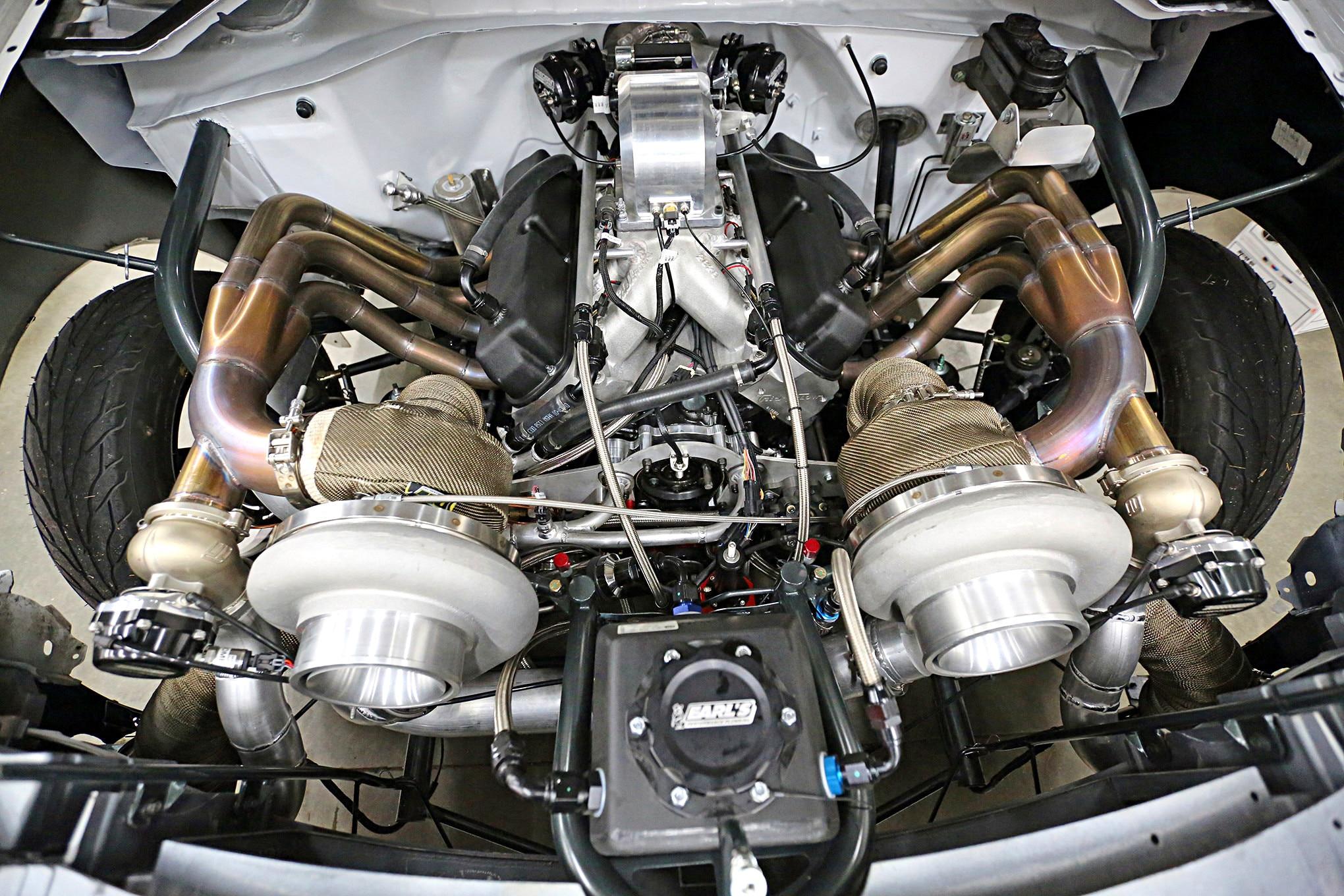 2004 Ford Lightning Yetti Engine