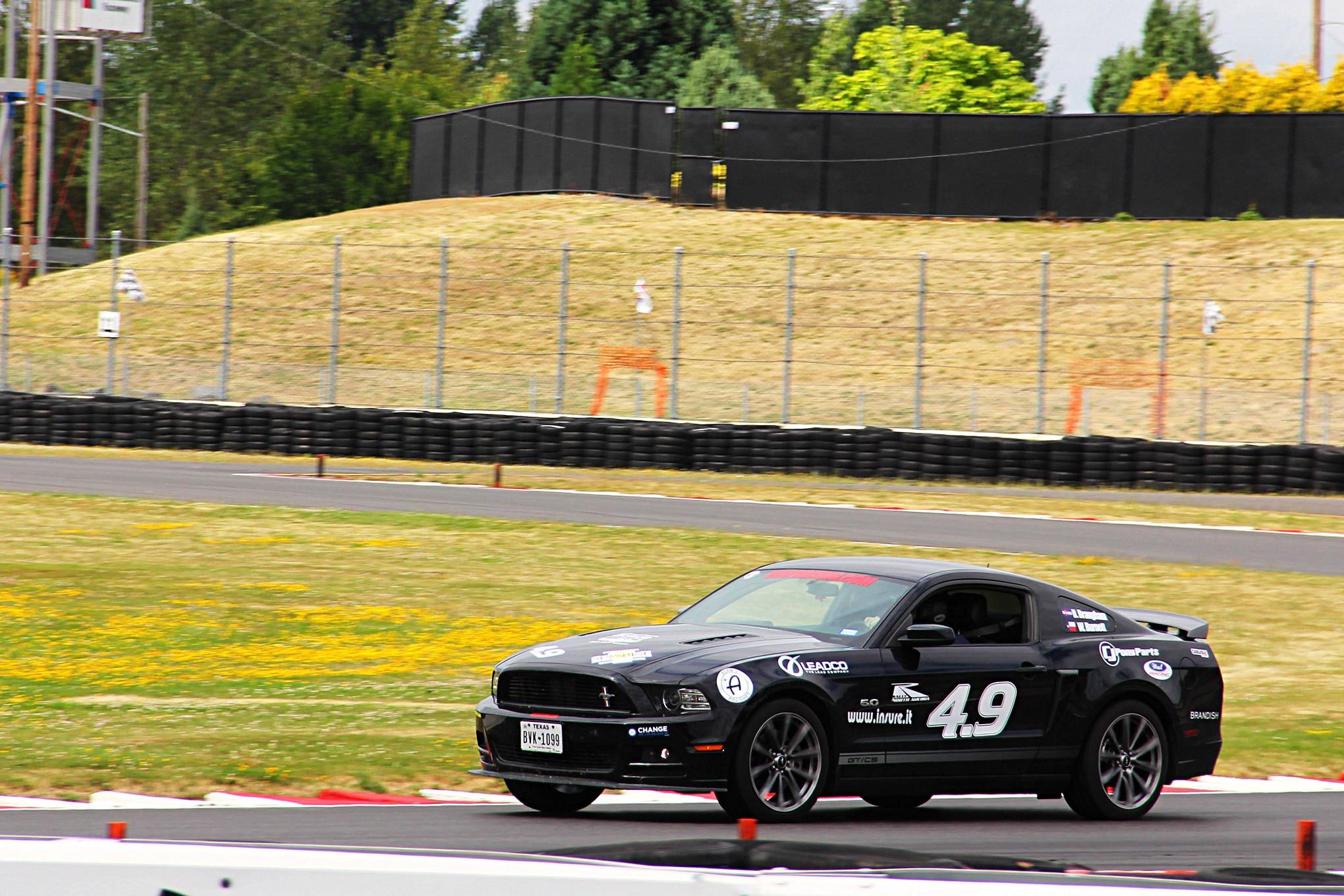 Portland International Raceway 11
