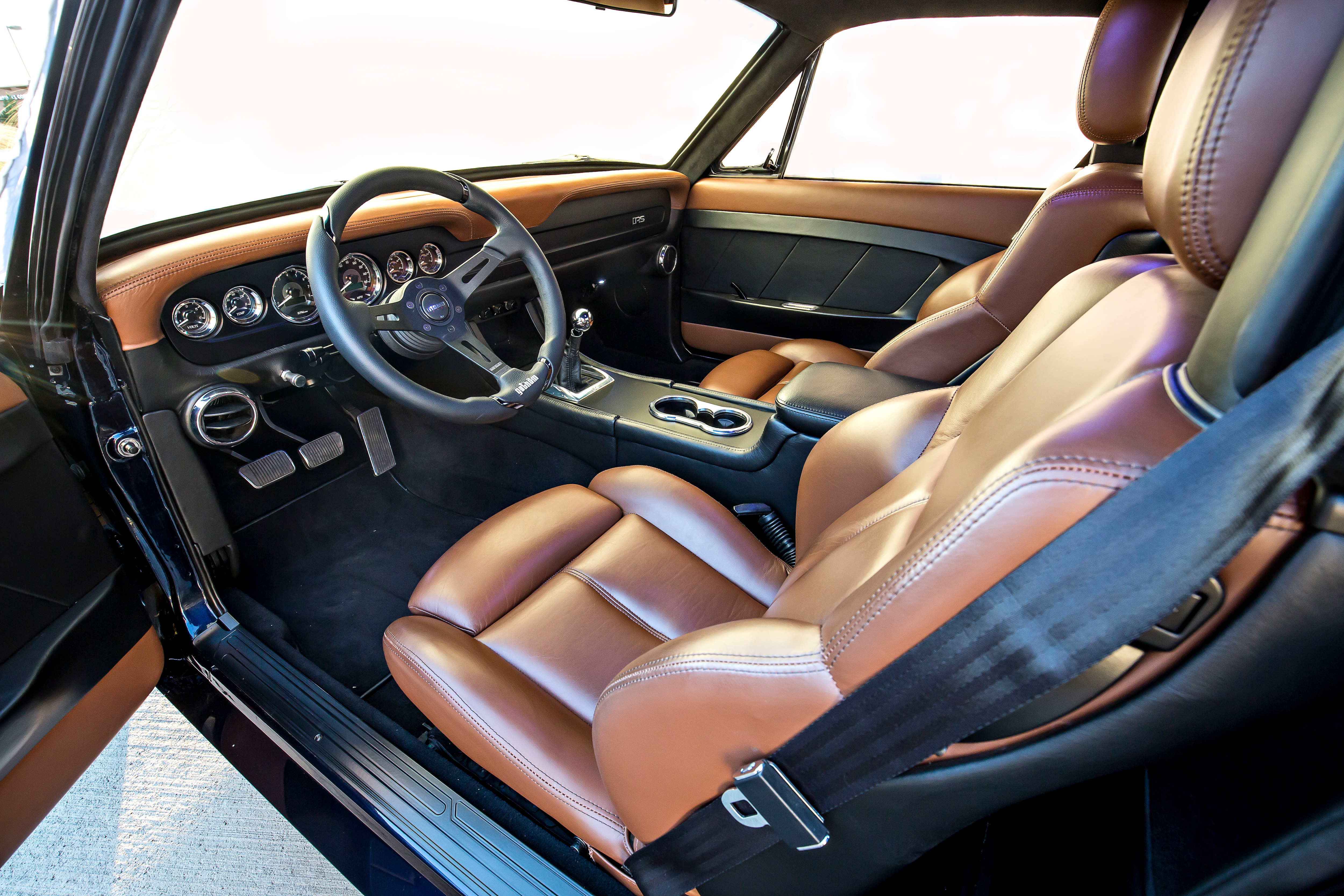 1965 Ford Mustang Interior View