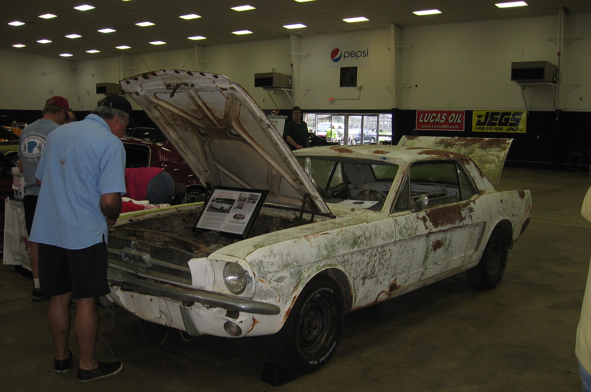 23 1964 Ford Mustang Unrestored