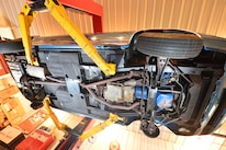 1973 Ford Mustang Undercarriage