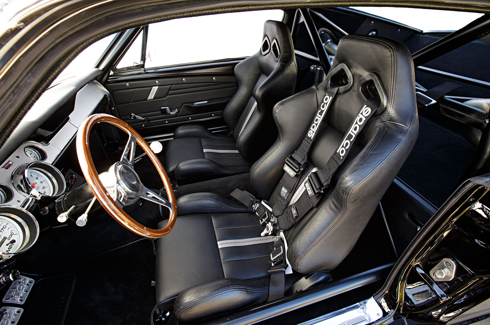 1968 Ford Mustang Interior