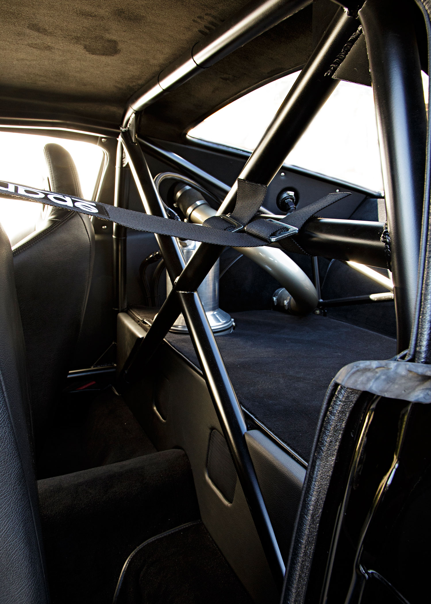 1968 Ford Mustang Rollcage