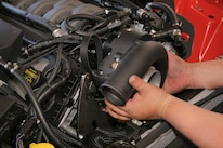 Vortech Supercharger 2015 Ford Mustang Gt Install 09 Plug