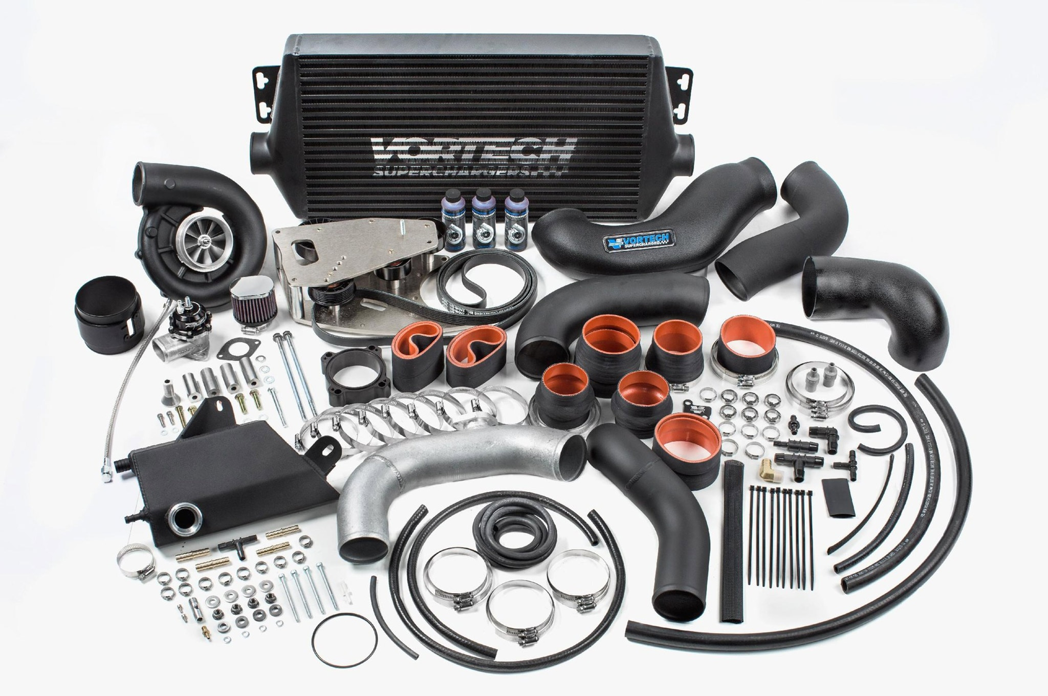 Vortech Supercharger 2015 Ford Mustang Gt Install 02 Kit