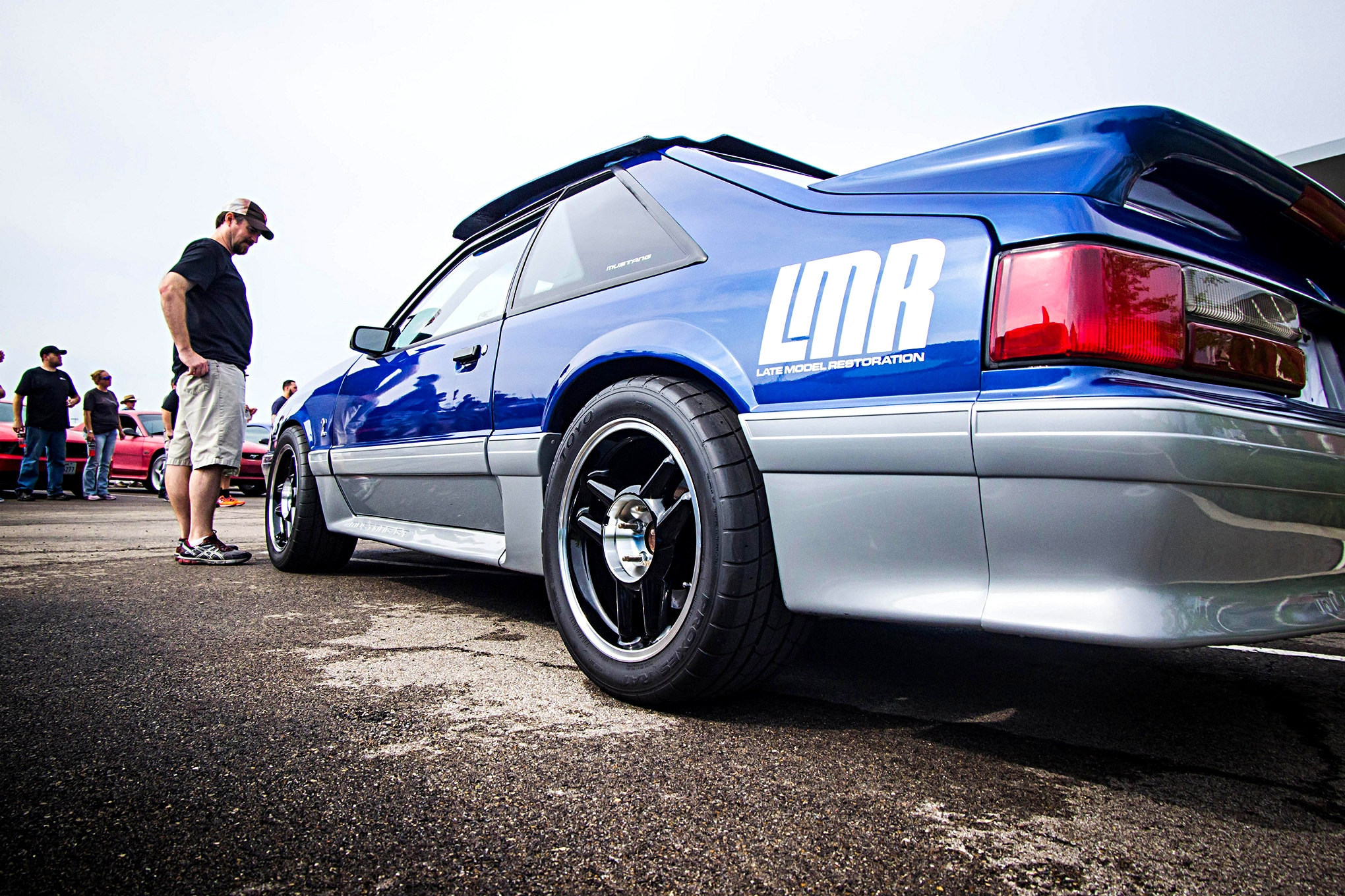 LMR Hosts a Monster Event At This Year's Cruise In!