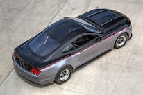 2015 Ford Mustang S550 Watson Racing Top View Rear