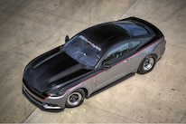 2015 Ford Mustang S550 Watson Racing Top View Front