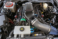 2015 Ford Mustang S550 Watson Racing Engine Front View