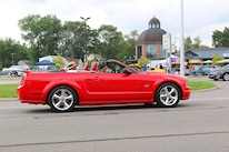 2016 Woodward Dream Cruise Mustangs 144