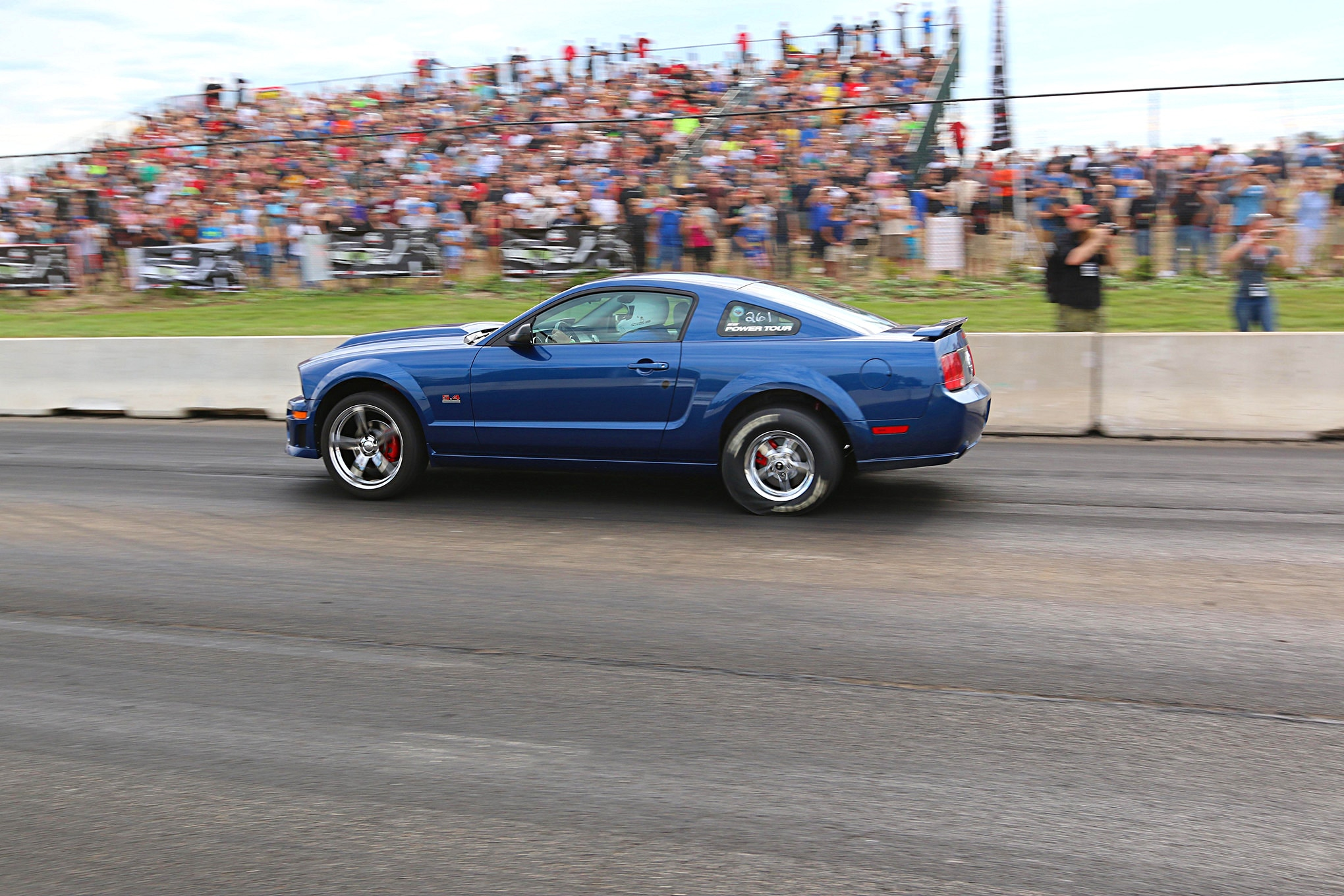 2016 Woodward Dream Cruise Mustangs 113