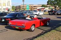 2016 Woodward Dream Cruise Mustangs 092