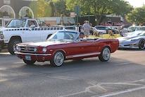 2016 Woodward Dream Cruise Mustangs 087