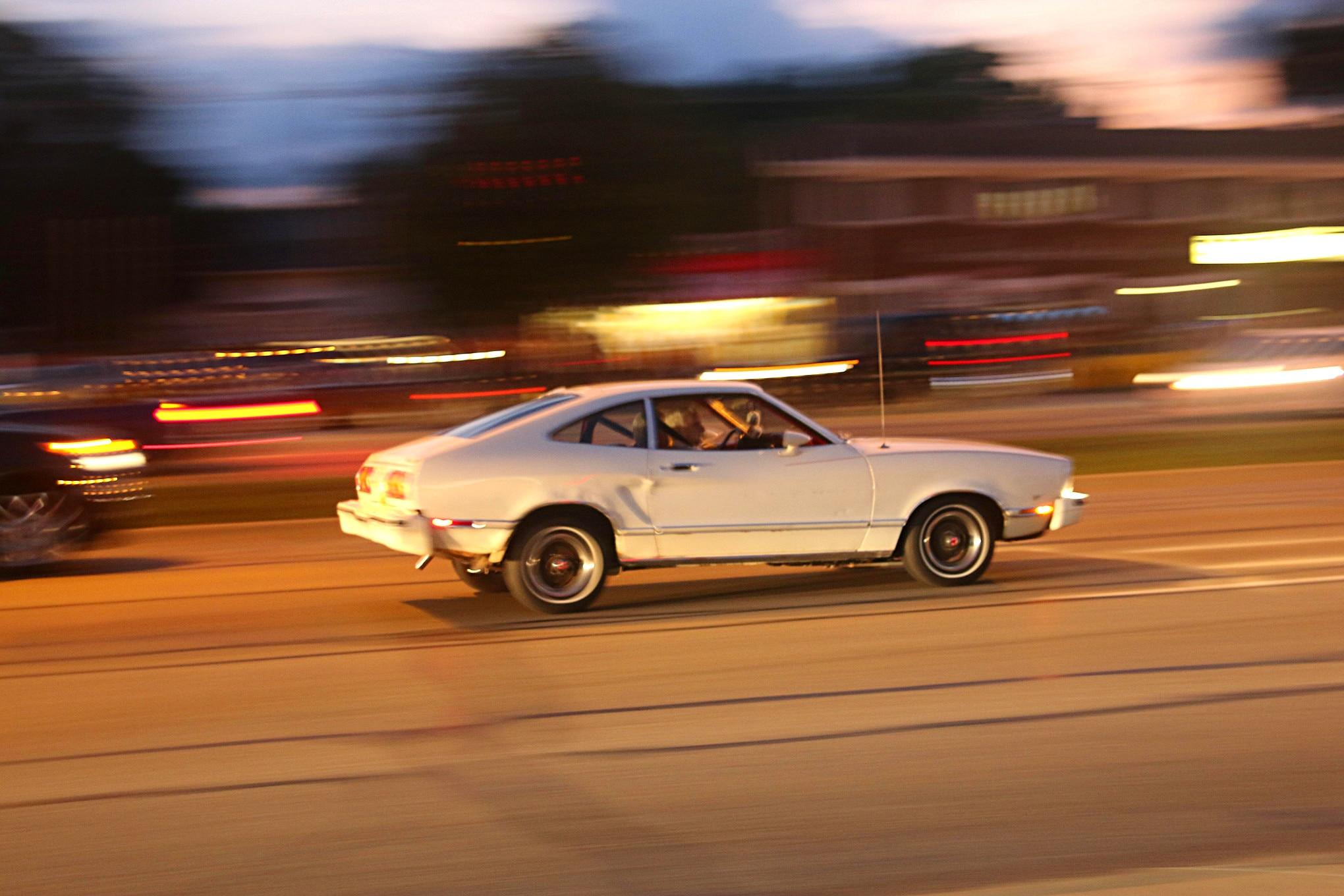 2016 Woodward Dream Cruise Mustangs 083