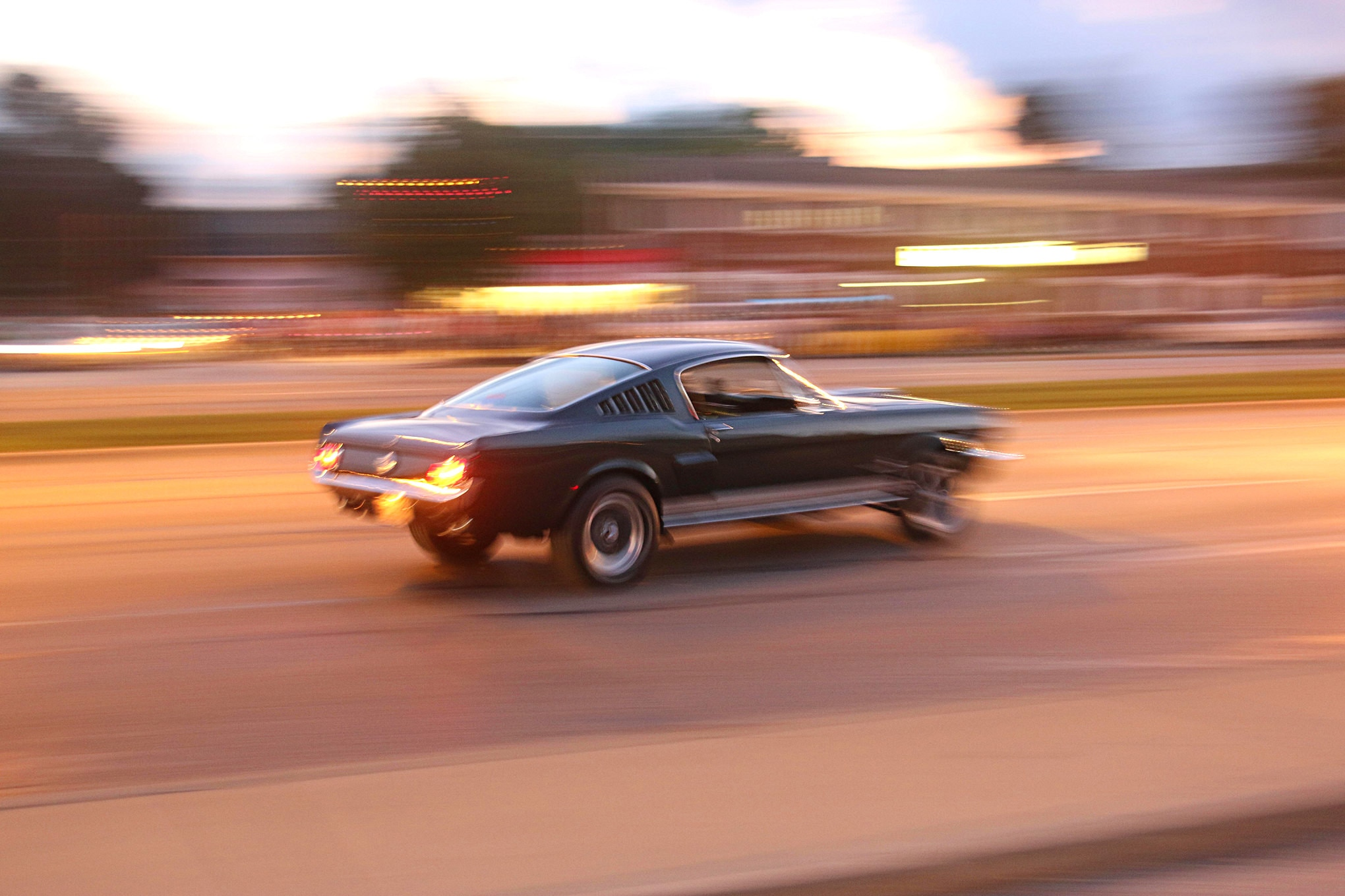 2016 Woodward Dream Cruise Mustangs 081