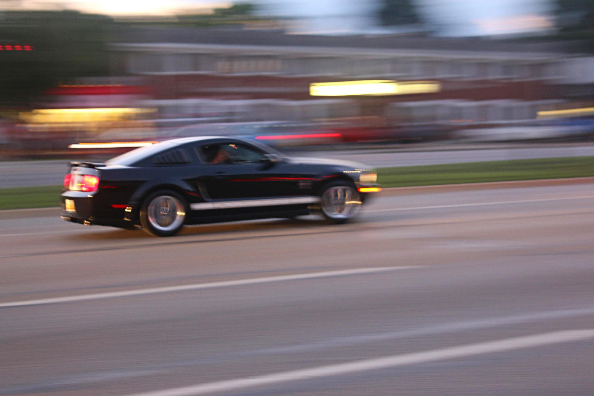 2016 Woodward Dream Cruise Mustangs 076