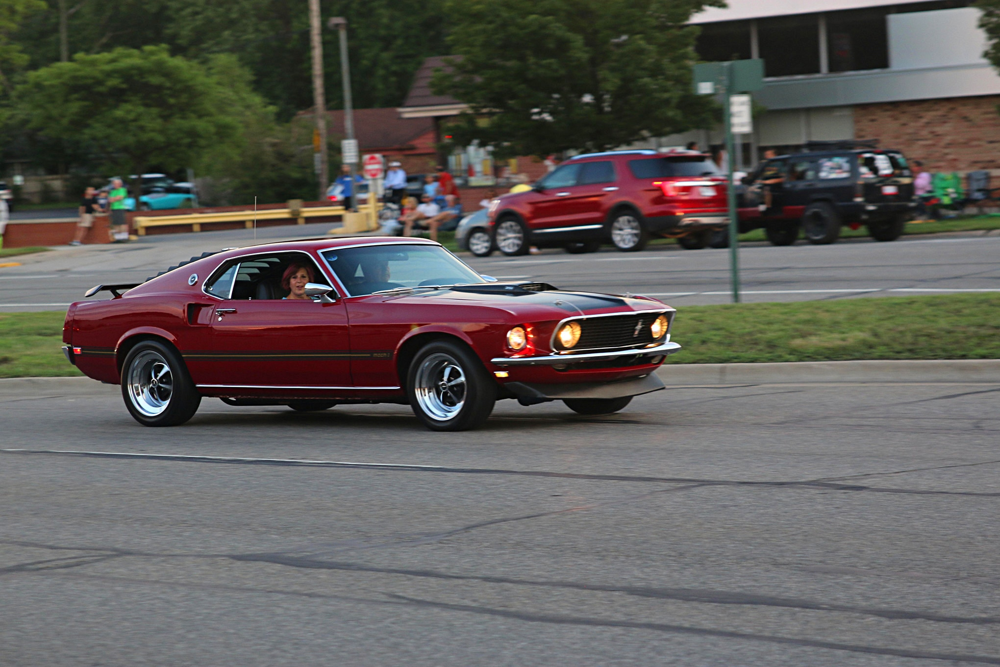 2016 Woodward Dream Cruise Mustangs 067