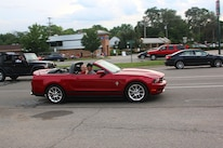 2016 Woodward Dream Cruise Mustangs 052