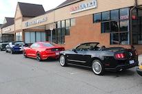 2016 Woodward Dream Cruise Mustangs 048