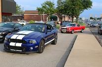 2016 Woodward Dream Cruise Mustangs 043