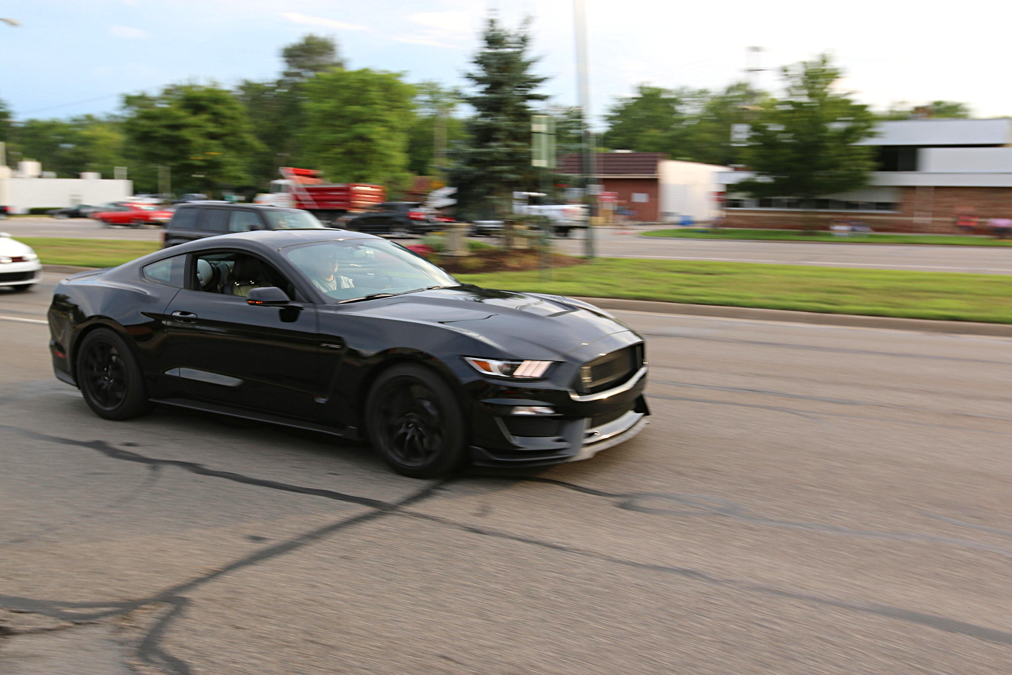 2016 Woodward Dream Cruise Mustangs 039
