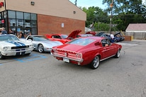 2016 Woodward Dream Cruise Mustangs 027