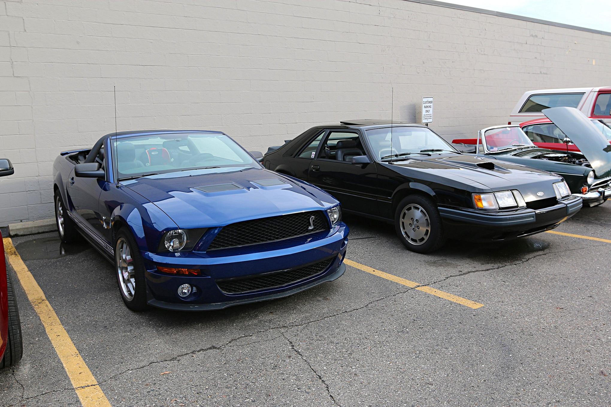 2016 Woodward Dream Cruise Mustangs 022