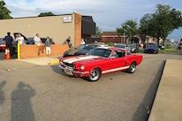 2016 Woodward Dream Cruise Mustangs 010