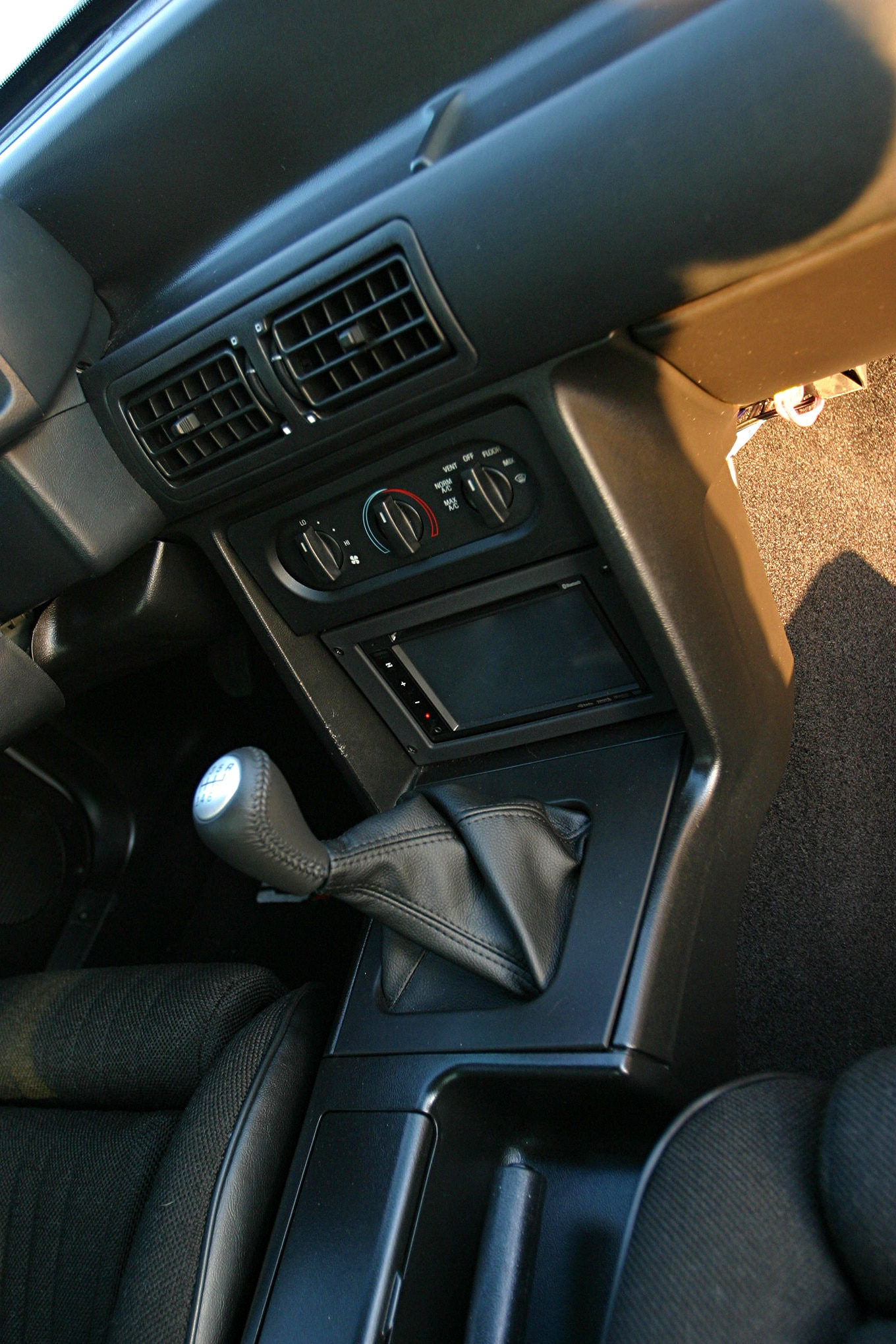 1991 Ford Mustang Lx Fox Body Shifter
