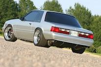 1991 Ford Mustang Lx Fox Body Rear Quarter