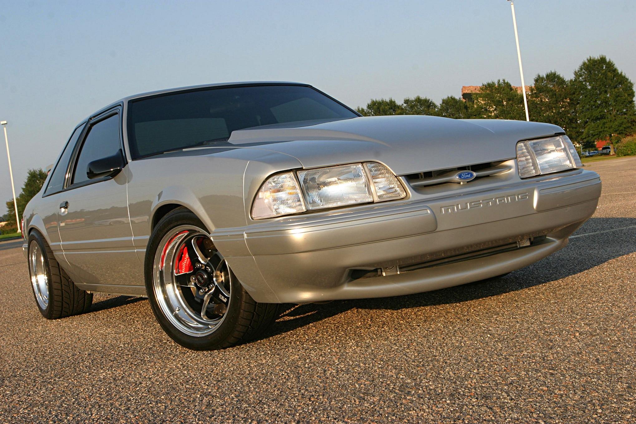 1991 Ford Mustang Lx Fox Body Headlights