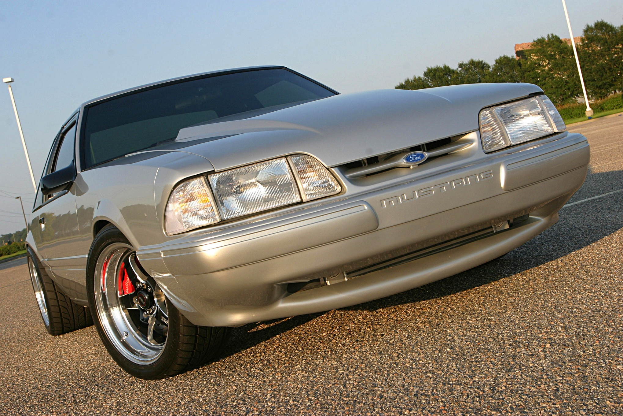 1991 Ford Mustang Lx Fox Body Grille