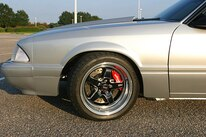 1991 Ford Mustang Lx Fox Body Front Wheel