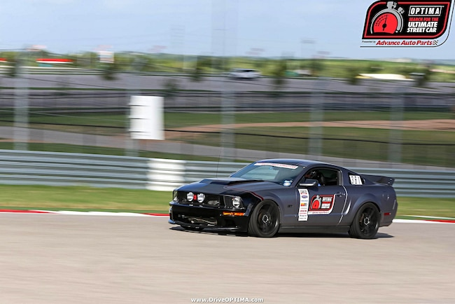 01 MMFF Mark Nemati 2007 Ford Mustang DriveOPTIMA Circuit Of The Americas 2016 106