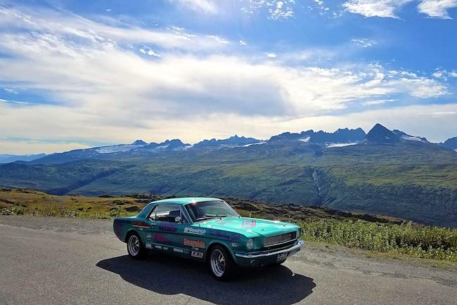1965 Ford Mustang Alaska Roadtrip Adventure 04