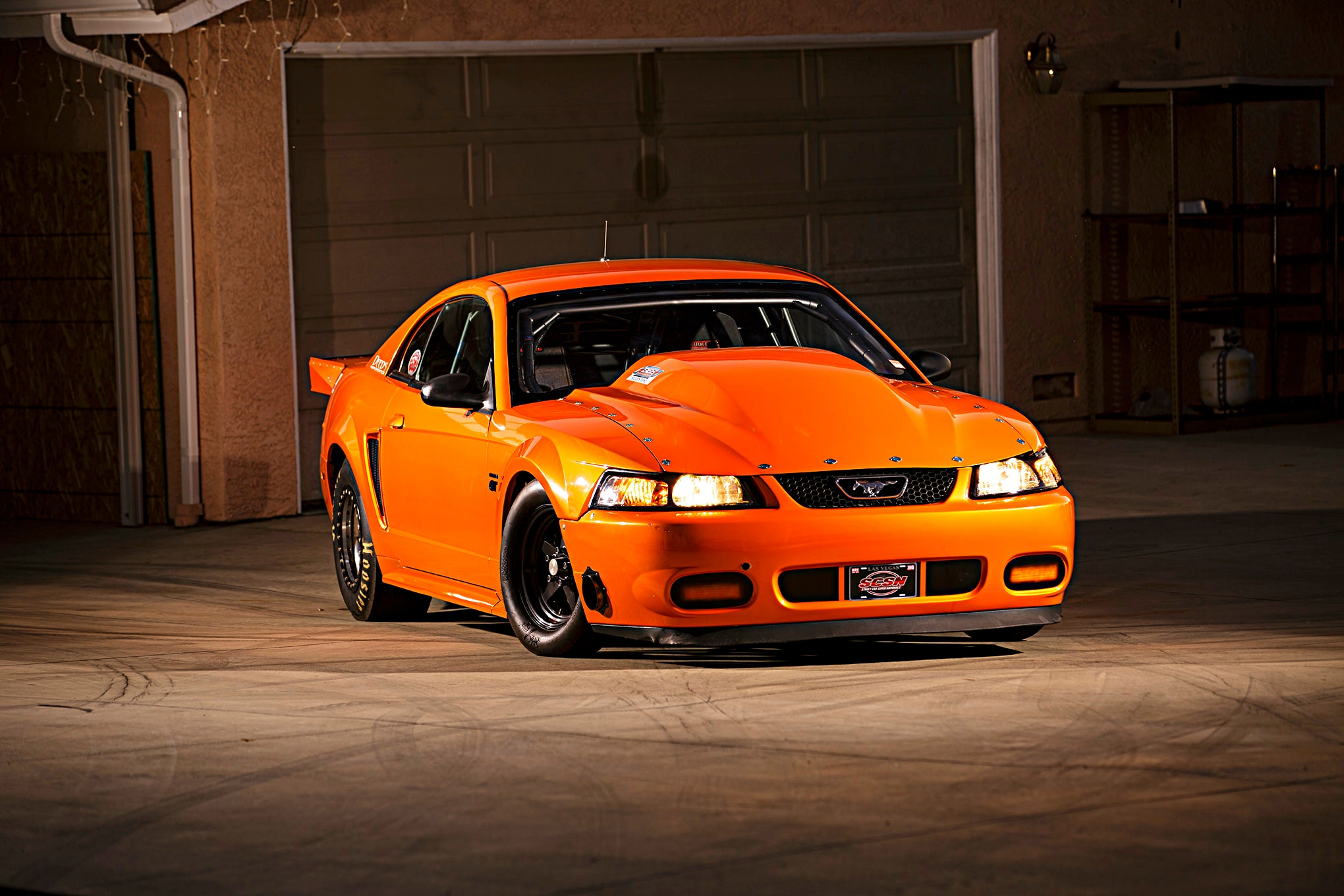 127295689 Edge - New Mustang Photo 90 Orange 2002 This Ford