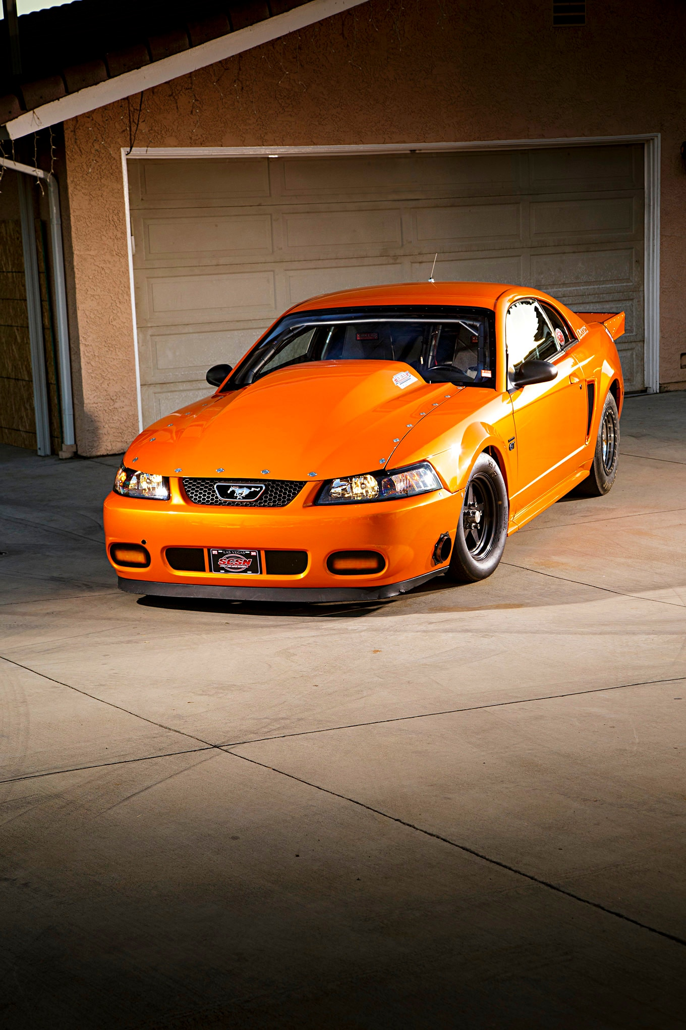 84 Orange 127295698 Photo Ford 2002 Mustang This New Edge -
