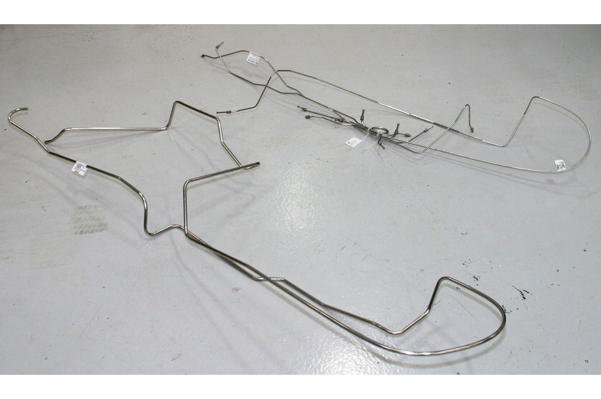 Brake Fuel Lines