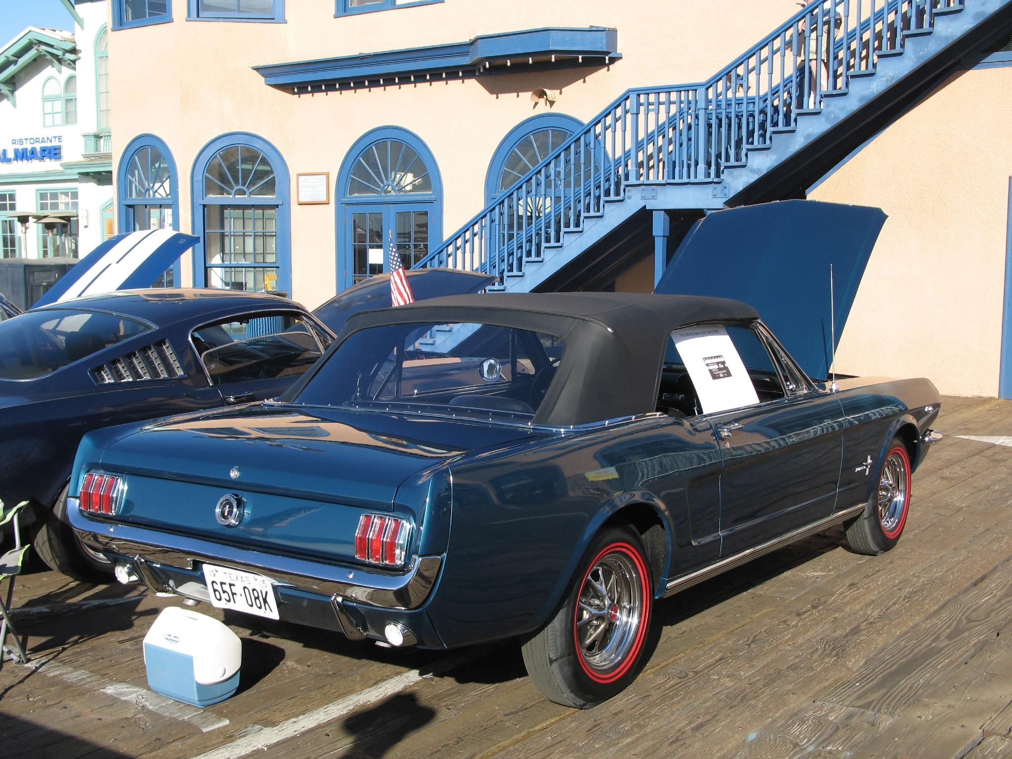 2016 Shelbys On Santa Monica Pier Lasaac 35