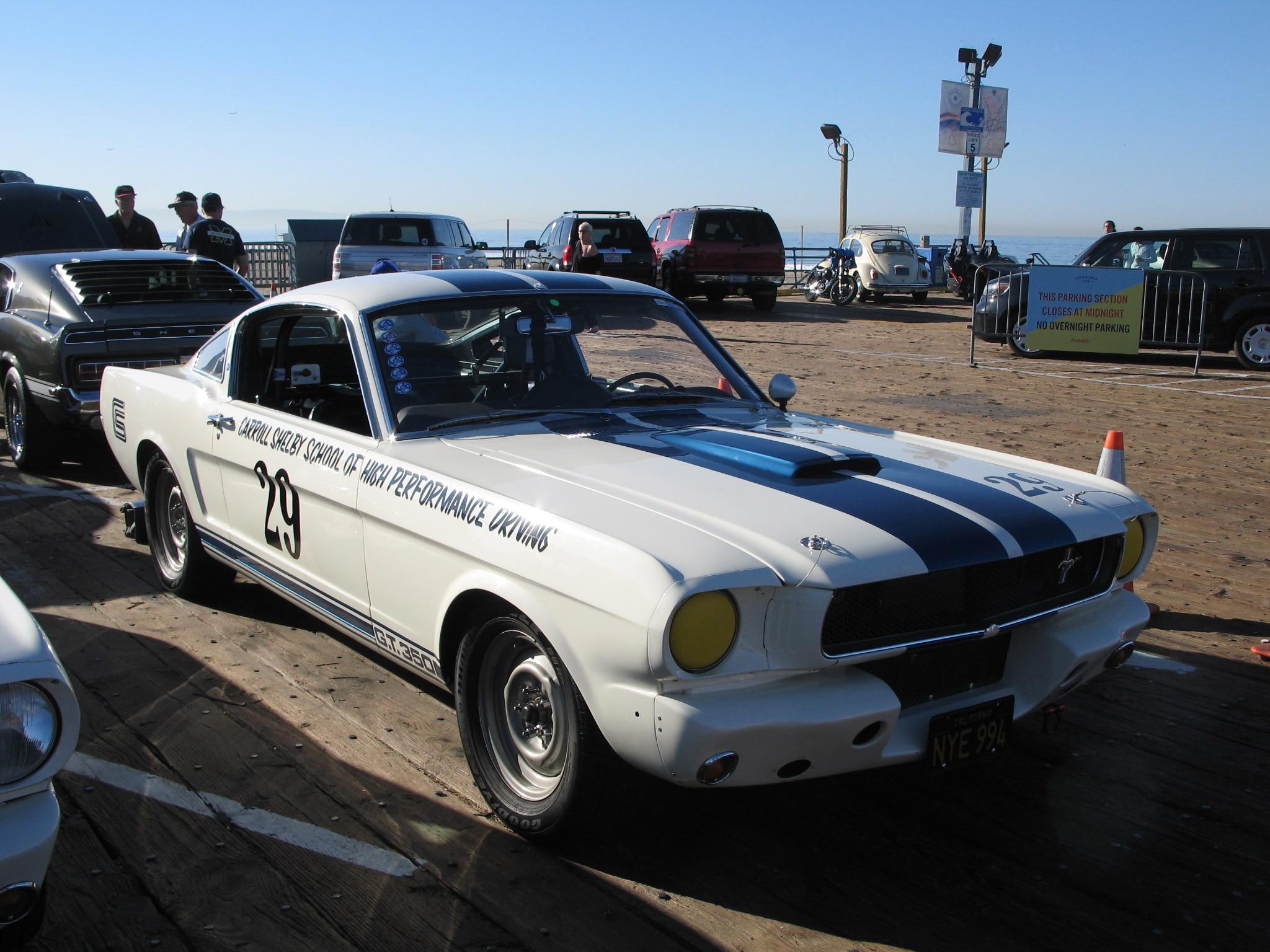 2016 Shelbys On Santa Monica Pier Lasaac 24