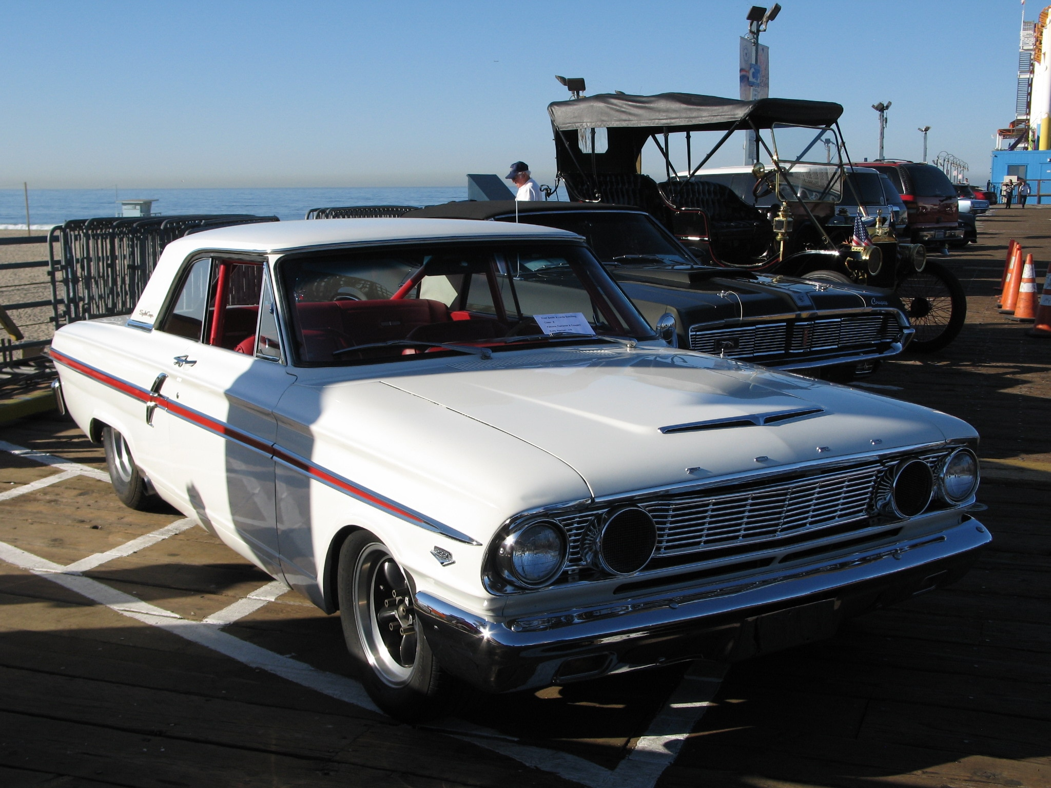 2016 Shelbys On Santa Monica Pier Lasaac 21
