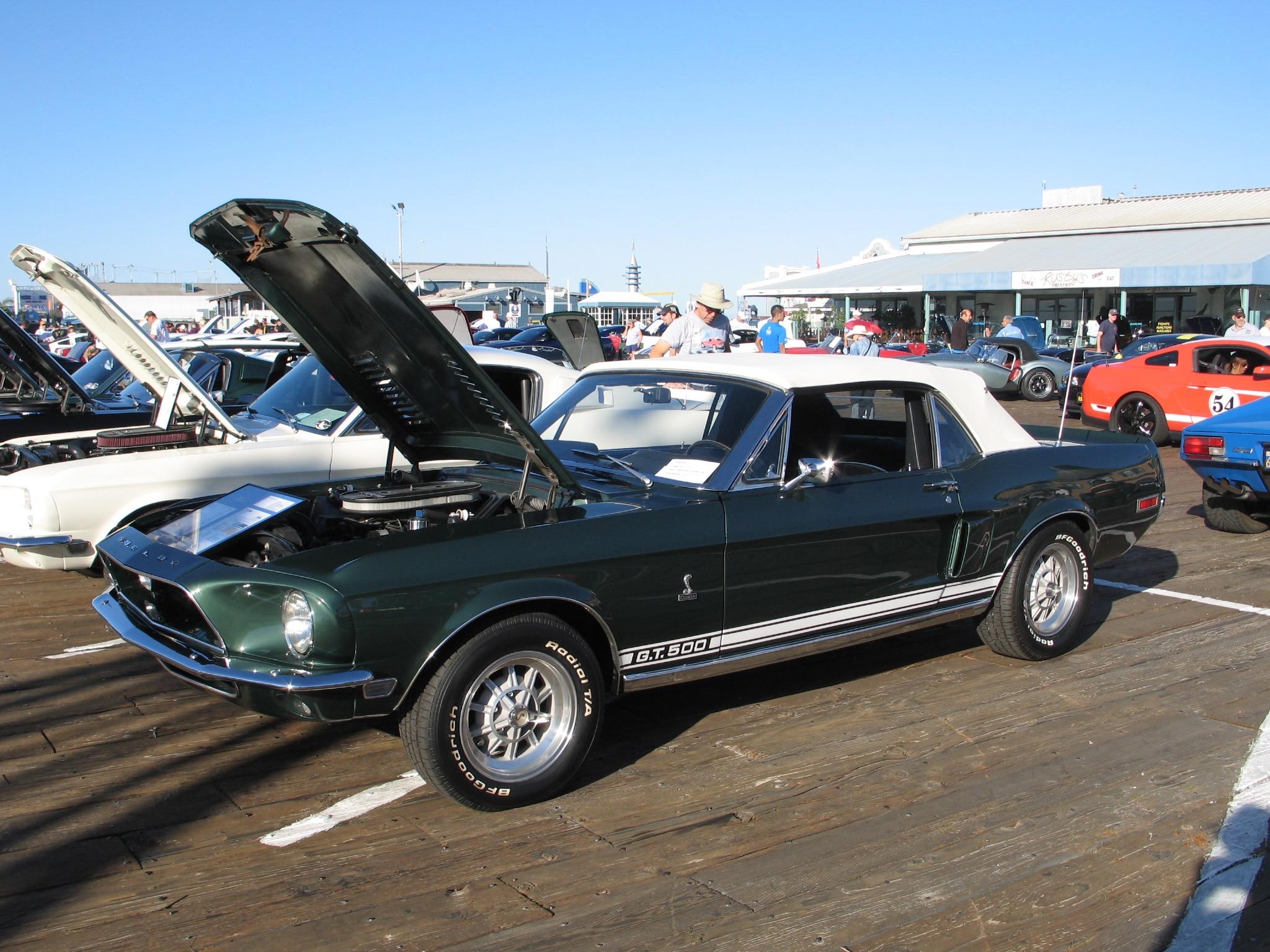 2016 Shelbys On Santa Monica Pier Lasaac 07